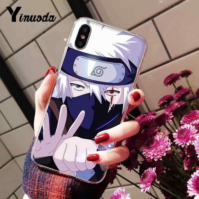 Yinuoda 火影ナルト TPU ソフトシリコン電話ケースカバー iphone 8 7 6 6S プラス X XS 最大 5 5S 、 SE XR ケース 11 11pro 11promax