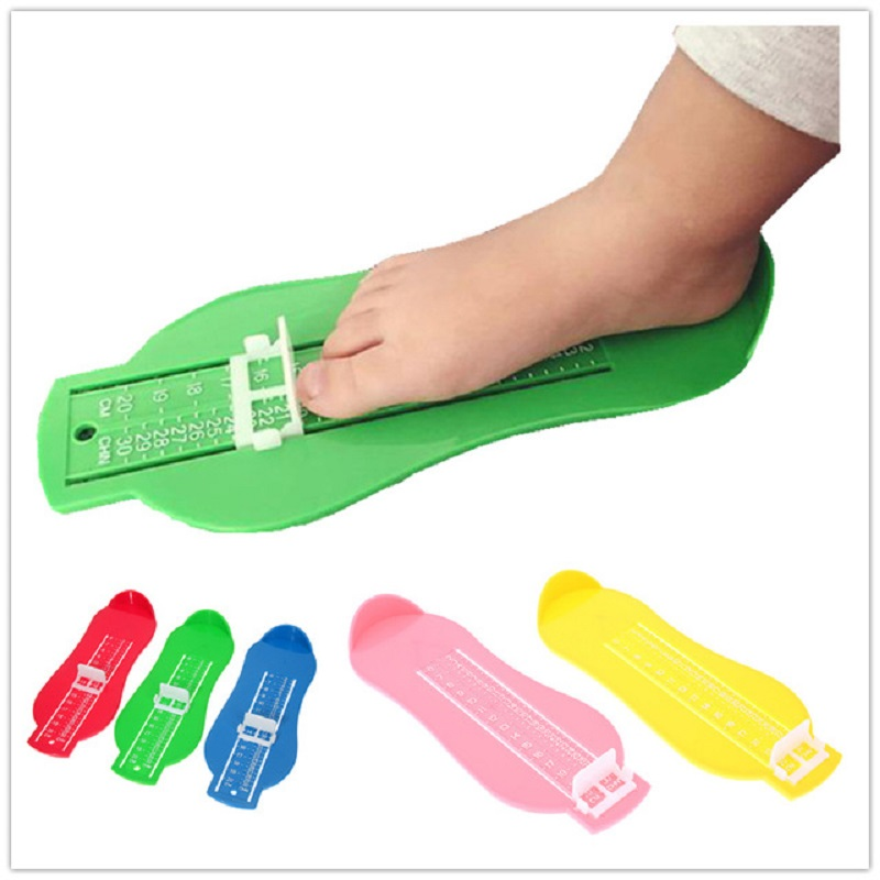 Kid Infant Foot Measure Guage Shoes Size Measuring Ruler Tool Toddler Infant Shoes Baby Child Shoe Fittings Gauge Foot Measure