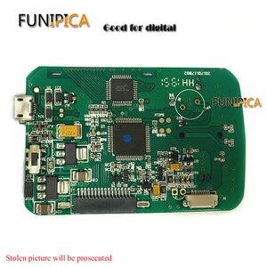 Image 2 - Nouvelle carte mère AD200 originale pour carte de commande Godox AD200 avec accessoires de caméra speedlite de carte arrière de données ad200