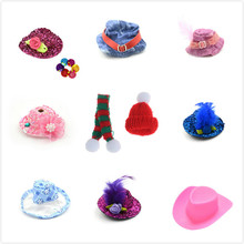 Doll Hat Jewelry-Accessories Small for Kids Toys Gift Mini DIY Craft-Decoration 15-Styles