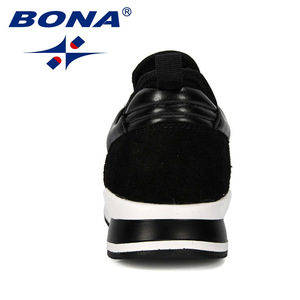 Image 3 - BONA 2019 New Designers Popular Men Shoes Adult Tennis Men Casual Shoes Breathable Footwear Nan Shoes Mens Chunky Sneakers Comfy