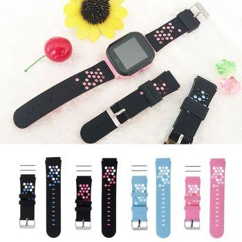 Inteligentna opaska na rękę dla dzieci wymiana silikonowy pasek na nadgarstek dla dzieci inteligentny zegarek tanie i dobre opinie OOTDTY CN (pochodzenie) Other Dziecko Wszystko kompatybilny