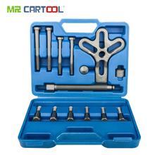 Buy MR CARTOOL 13pcs Harmonic Balancer Steering Wheel Puller Removal Automotive Tools Heavy Duty Crankshaft Gear Pullery Repair Kit directly from merchant!