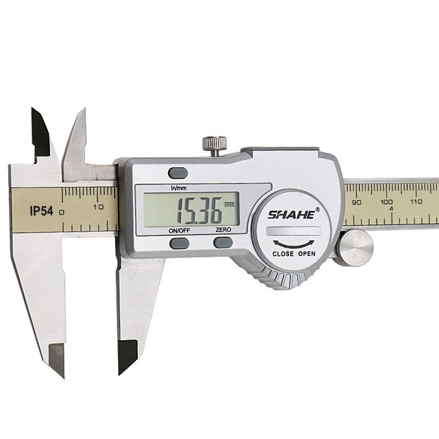 shahe messschieber digital vernier caliper micrometer digital caliper 150 mm electronic caliper paquimetro digital