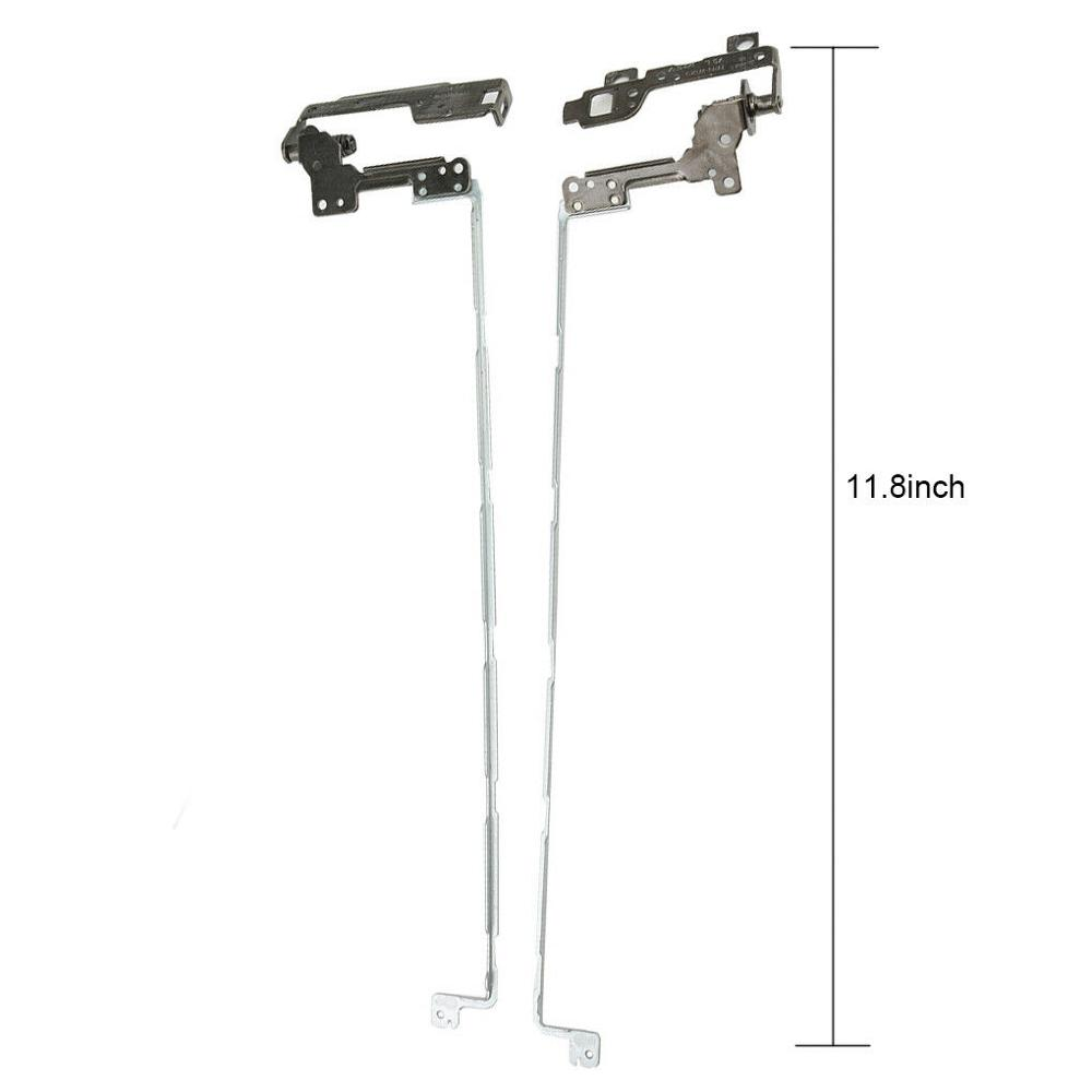 For HP 17-AK 17-BS Series latop Lcd screen L+R Lcd Hinges Set 926527-001 GOOUS0