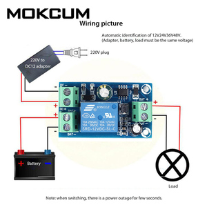 Power-OFF Protection Module Au