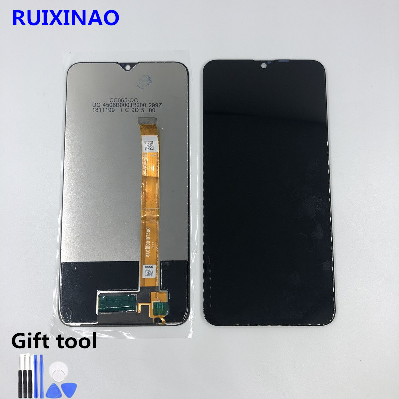6.2'' Full <font><b>LCD</b></font> Complete For <font><b>OPPO</b></font> A7 AX7 <font><b>LCD</b></font> Display Touch Screen Panel Digitizer Sensor for <font><b>Oppo</b></font> A7 <font><b>A5S</b></font> Screen Repair Parts image