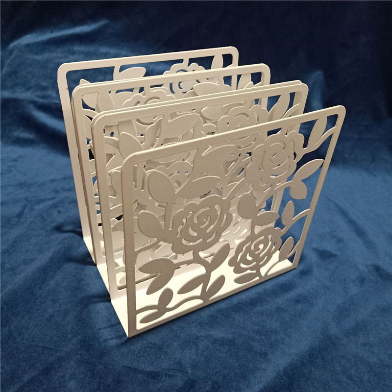 Decorative Bookends Metal Bookends Student Creative Iron Carving Bookends Wholesale Iron Simple Bookends Vintage Bookends