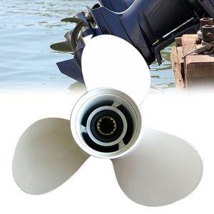 11 5/8X11g подвесной пропеллер 69W-45947-00, практичный стабильный лодочный мотор из алюминиевого сплава 40-50HP, легкая установка, доставка для Yamaha