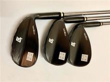 Cunhas de golfe de birdiemake mtg itobori cunhas de golfe itobori preto 50/52/54/56/58/60 graus r/s eixo flexível com cobertura de cabeça