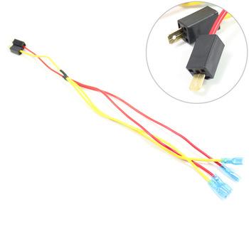 Klaxon jeden plus dwa zaktualizowane kable w wiązce trąbka zmodyfikowanych linii drut miedziany gwizdek kabel głośnikowy tanie i dobre opinie Every Card One plus Two Speaker Cable