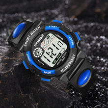 2019 Waterproof Children Kids Boy Watches Digital LED Quartz