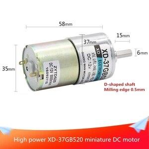 Official 12V High Power XD-37G