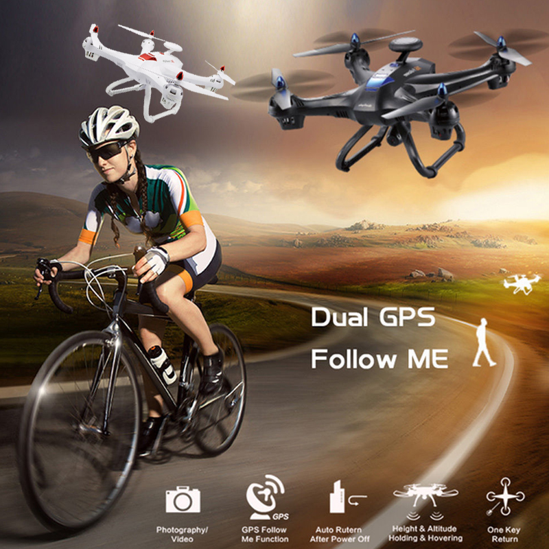 <font><b>Drone</b></font> <font><b>X183</b></font> Professional Altitude Hold <font><b>GPS</b></font> rc <font><b>Drone</b></font> Quadrocopter Toys <font><b>Follow</b></font> Me <font><b>GPS</b></font> Helicopter RC Quadcopter For Gift image