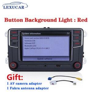 Image 3 - LEXUCAR RCD330 Plus RCD330G RCD 330 330G Carplay Radio 6RD 035 187B For VW Golf 5 6 Jetta CC MK6 MK5  Passat B6 B7 Tiguan 187B