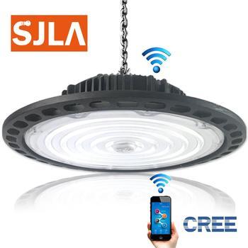 APP Warranty 5Year Led High Bay Light 85-265V Garage Lamp UFO Industrial Warehouse Workshop Stadium Market Airport Bulb Fixture
