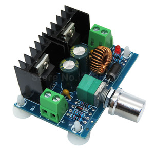 10pcs XH-M401 DC-DC Step Down Buck Converter Power Supply Module XL4016E1 PWM Adjustable 4-40V To 1.25-36V 8A 200W