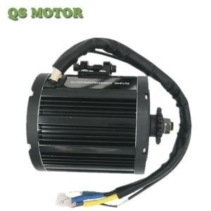 QS MOTOR 4000W 138 90H PMSM Mid-drive Motor