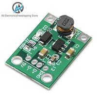1 pces 600ma DC-DC mini step up power module 1-5v a 5v conversor de impulso de passo novo