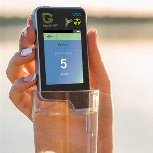 Image 4 - Greestest testeur numérique de nitrates, analyseur de Concentration, 3 en 1, mètre de Radiations, dureté, fruits, viande et poisson, ECO 5F