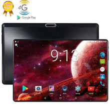 10.1 polegada 4g lte 2.5d tela tablet 8 octa núcleo 6 gb + 64 gb rom duplo sim 5.0 mp gps android 9.0 google ips o tablet pc mt6753(China)
