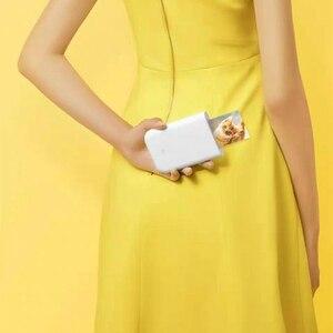 Image 3 - Xiaomi Mijia AR Máy In 300Dpi Di Động Chụp Ảnh Mini Bỏ Túi Với DIY Chia Sẻ 500MAh Hình Máy In Bỏ Túi Máy In Công Việc với Mijia