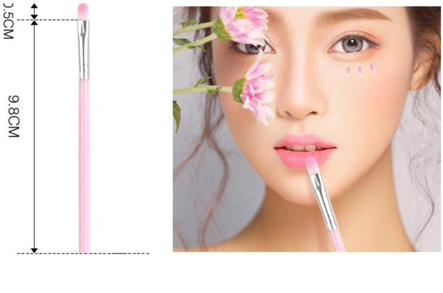 5pcs/set Makeup Brush Foundation Powder Blush Eyeshadow Concealer Lip Eye Make Up Brush Cosmetics Beauty Tools 2