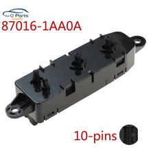Front Right Power Seat Switch For Nissan Murano Pathfinder 2009 2010 2011 2012 2013 87016 1AA0A 870161AA0A