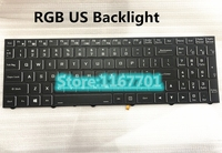 Laptop Keyboard for Hasee TX7 TX7 CT5DS TX8 TX8 CT5DH TX9 TX9 CT5DK GX8 GX9 GX7 6 23 RN15Z 013 NKN957TD0009 RGB US Backlight