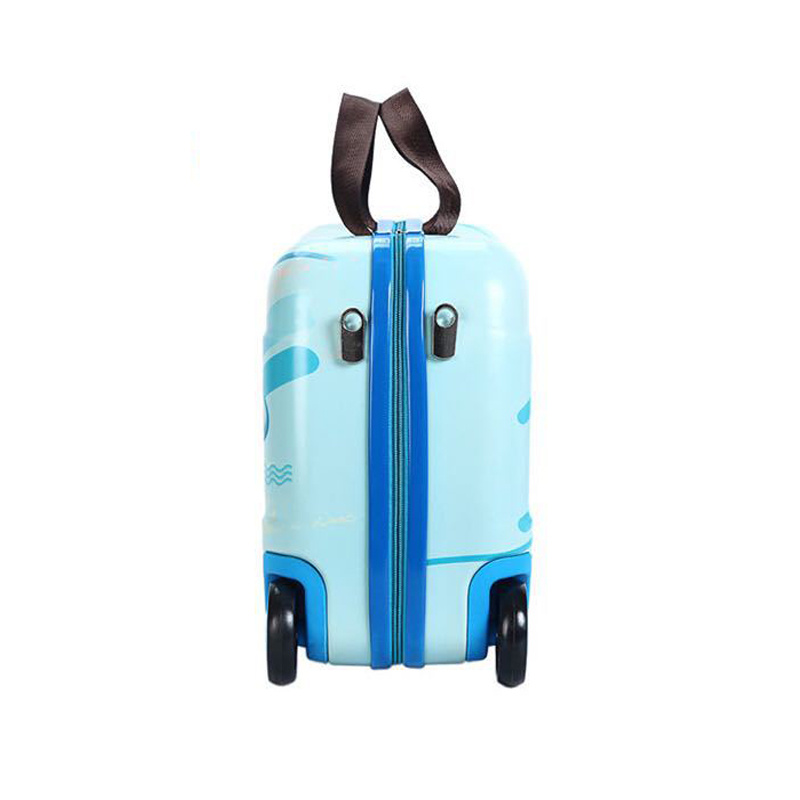 2019 Hot Children's Travel Bag Multifunctional Cute Children Suitcase Portable Riding Box New Suitcase Traveling Luggage Bags