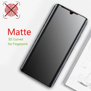 Pełna pokrywa przednia tylna matowa folia hydrożelowa do Huawei Mate 20 30 40 P30 P40 Pro miękka TPU matowa folia ochronna bez odcisków palców tanie i dobre opinie YKSPACE CN (pochodzenie) Mate 20 Lite Mate 20 Pro P30 Pro Mate 30 Mate 30 Pro Mate30 Lite P40 Lite P40 Pro + Matte Telefon komórkowy