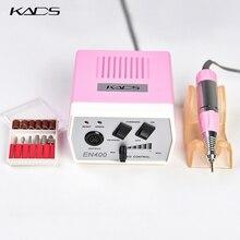 KADS 30000RPM 전기 네일 드릴 머신 페디큐어 드릴 핸들 네일 드릴 비트 세트 블랙 드릴 펜 매니큐어 공작 기계