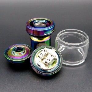 Image 3 - Cigarette électronique vaporisateur Vape réservoir Zeus X RTA atomiseur MTL RTA 4.5ml liquide pour Vape Mech boîte Mod Mechmod Vaper