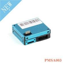 Sensor láser de partículas de aire PMSA003, módulo purificador de aire Digital de alta precisión, bricolaje