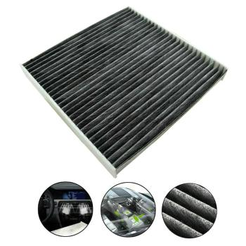 Car Cabin Air Filter 235×224×30mm Carbon Air conditioning Clean Dust Air Filter For KIA Car Accessories Dropshipping image