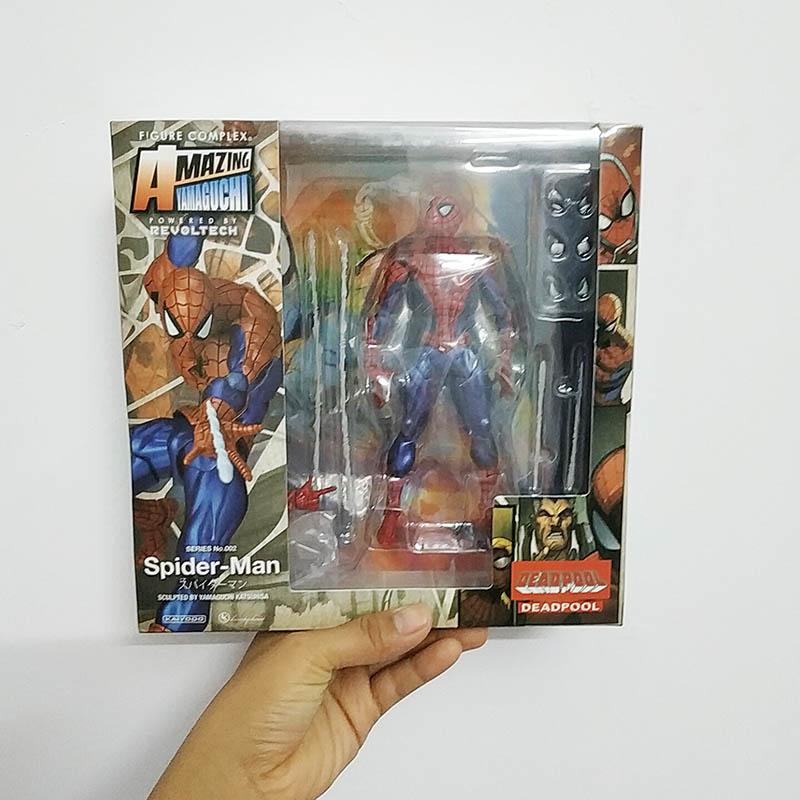 Legends X-men No.002 DEADPOOL Action Figure Toy 16cm New