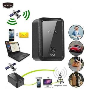 Image 3 - Мини GPS трекер, GPS локатор с управлением через приложение, локатор для автомобиля, шпионские устройства для определения местоположения человека, противоугонная запись, GPS локатор автомобиля