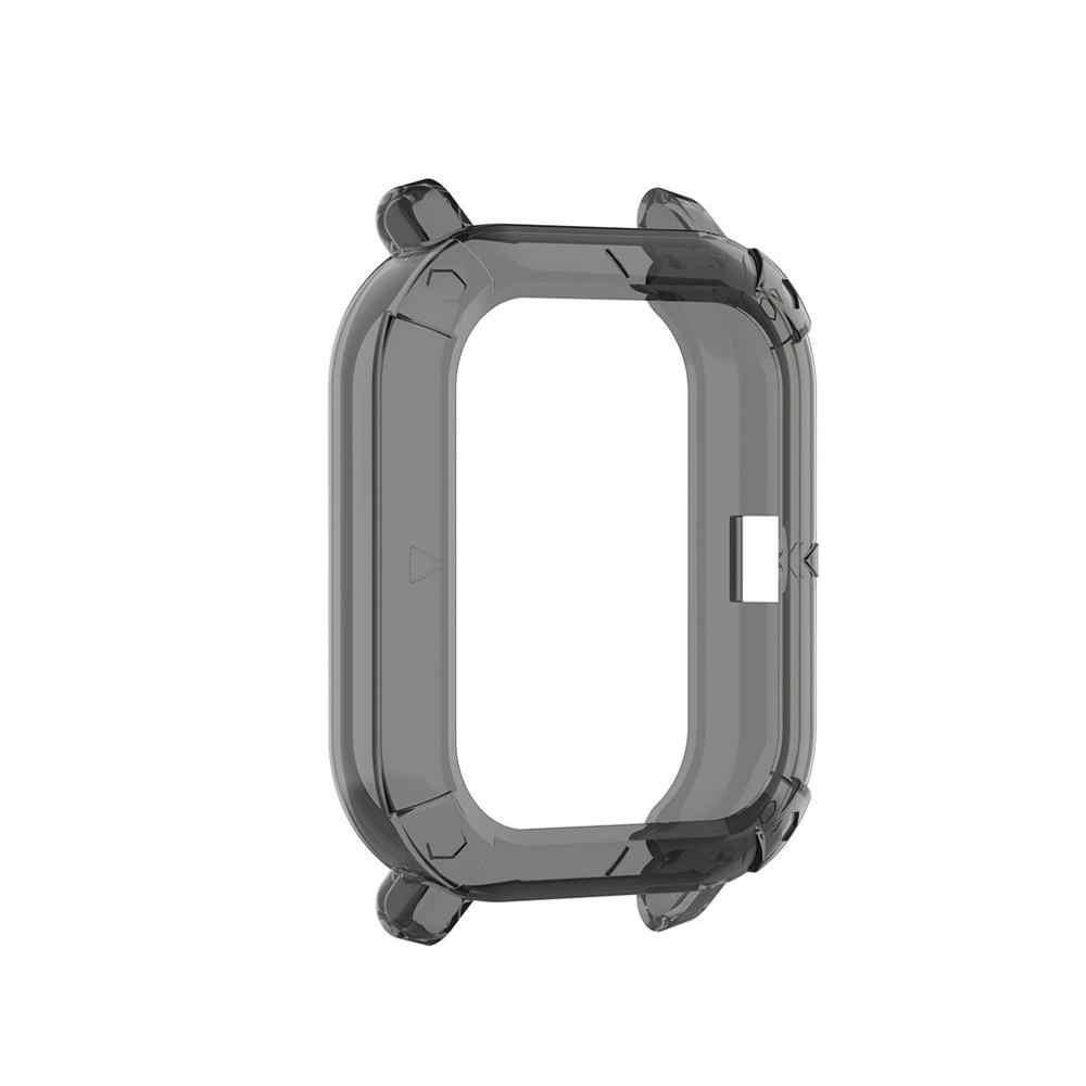 TPU Cornice Caso Della Copertura Del Respingente Borsette Protector per Xiaomi Huami Amazfit GTS Astuto della vigilanza Protector Braccialetto accessori di Protezione