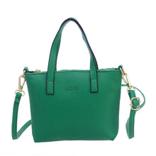 Bags for women 2019 Women Shoulder Bag Soft Leather Handbag  Tote Ladies Purse 9.9