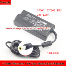 RESMED 90W AC Adapter IP22 370002 R370-7232 DA90A24 24V 3.75A Power Supply Laptop Charger