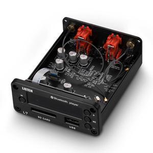 Image 5 - Nobsound receptor de Audio HiFi con Bluetooth 5,0, reproductor de música estéreo DAC, USB, Radio FM, auriculares, compatible con disco en U SD