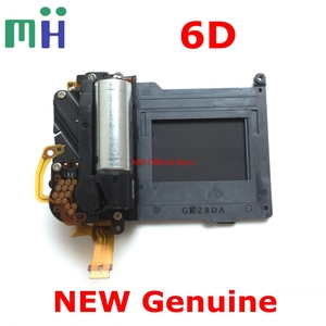 Image 1 - NEW For Canon 6D Shutter Unit CY3 1815 000 with Curtain Blade Motor Assembly Component Camera Repair Replace Part