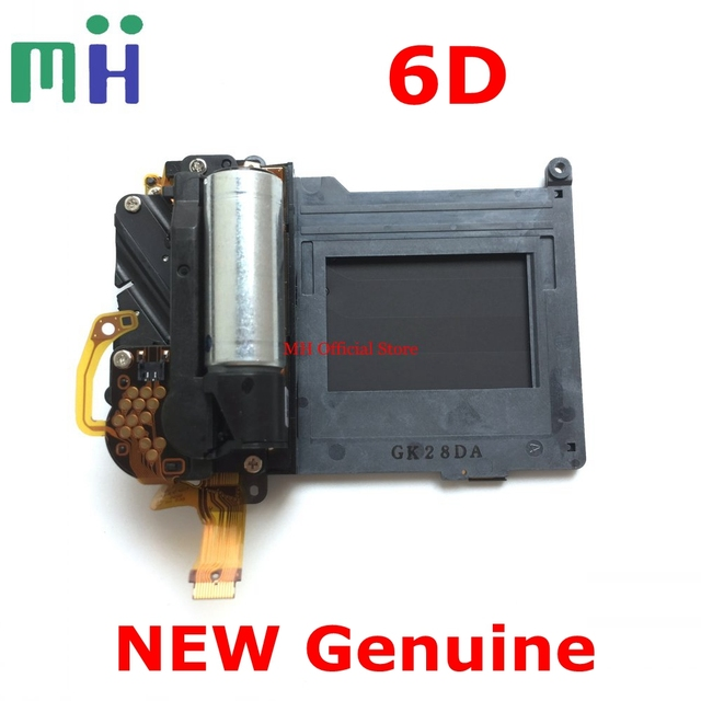 NEW For Canon 6D Shutter Unit CY3 1815 000 with Curtain Blade Motor Assembly Component Camera Repair Replace Part