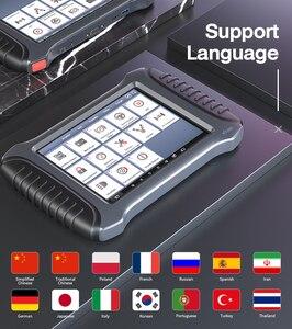 Image 4 - XTOOL herramienta de diagnóstico de coche OBD2 con Bluetooth/WiFi, herramienta de reparación de automóviles, lector de código, escáner de por vida, actualización gratuita