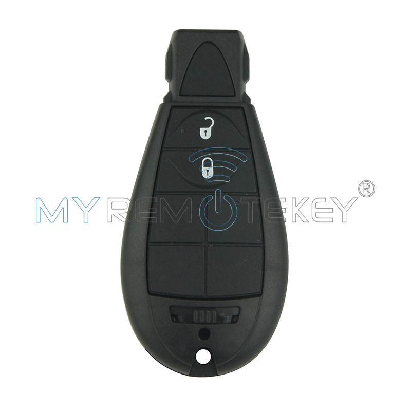 0 Fobik remote car key 434 Mhz 2 button for Dodge Journey 2008 2009 2010 remtekey in Car Key from Automobiles Motorcycles