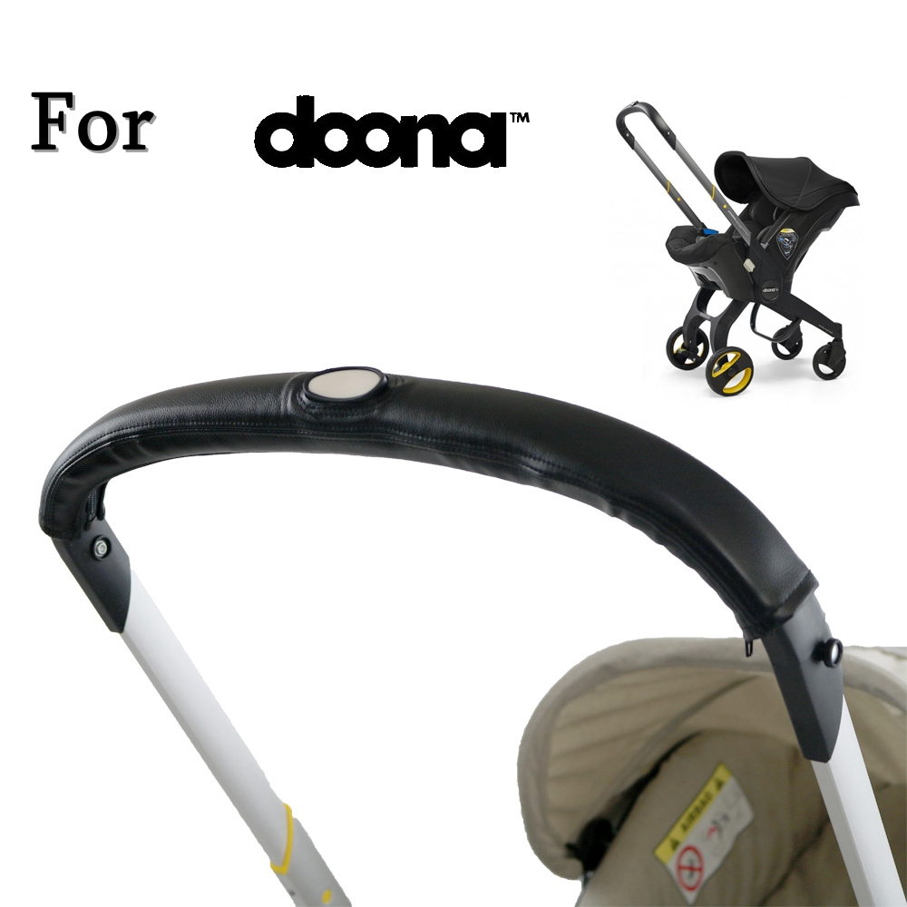Baby Infant Pram Pushchair Front Bumper Stroller Buggy Handle Cover Protective