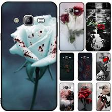 Reayou Prickly rose DIY Luxury Phone Case For Samsung J6 Prime 7 Plus Peime J7 Neo J8 J6Plus Duo 2018 2019