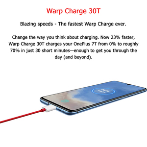 Image 5 - מראש למכור גלובלי גרסה OnePlus 7 T 7 T Snapdragon 855 בתוספת Smartphone אוקטה Core 6.55 90Hz AMOLED מסך 48MP לשלושה מצלמת