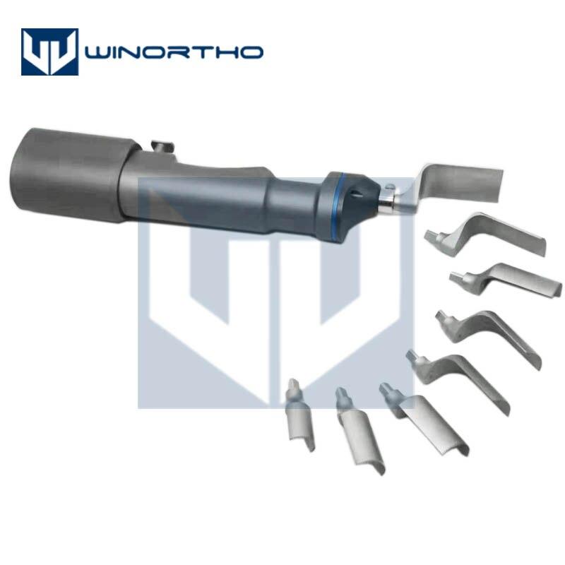 TPLO Orthopedic Instrument Veterinary Surgery Blade Saw,orthopaedic Tools Oscillating Saw Blades Orthopedics Bone Medical