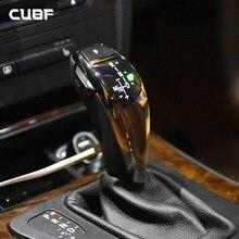 Светодиодный Шестерни рукоятка рычага переключения передач рычаг переключения передач для BMW 1 3 5 серии Z4 E90 E60 E46 2D 4D E39 E92 E87 E93 E89 Автоматическ...